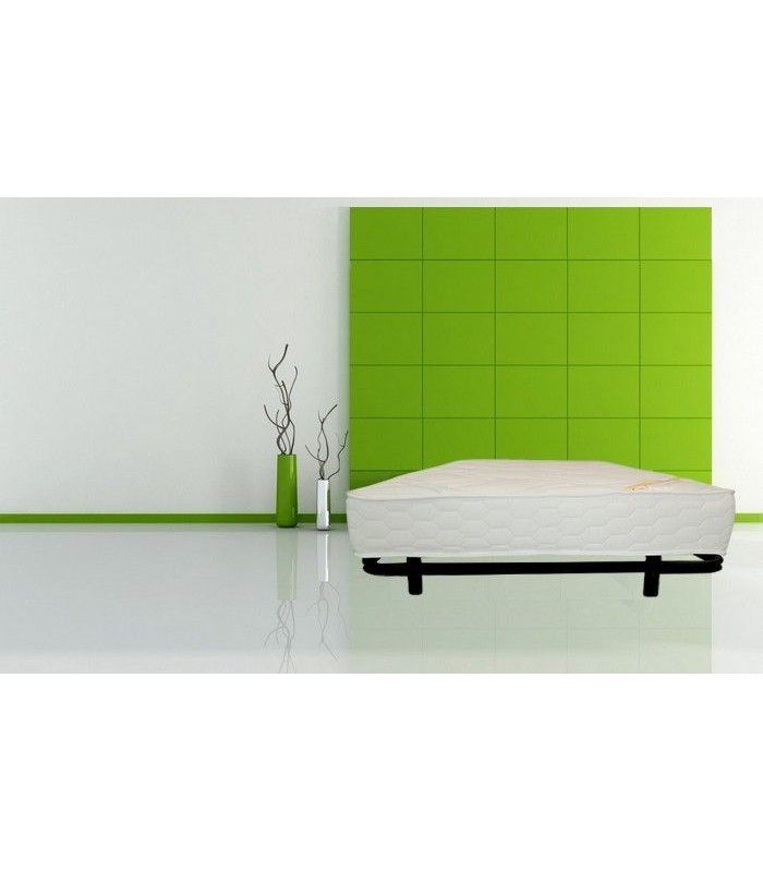 ensemble matelas sommier 120x190 pas cher literie. Black Bedroom Furniture Sets. Home Design Ideas