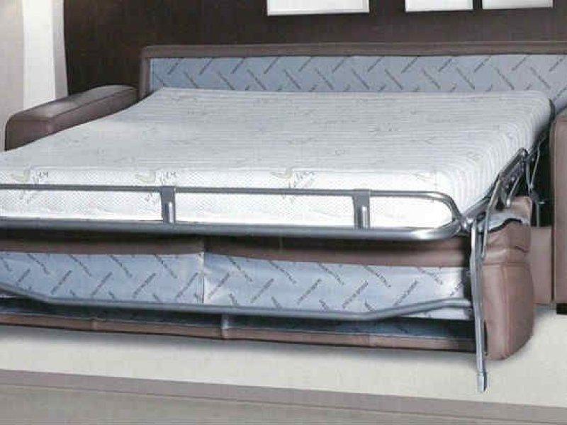 Acheter Matelas 130x190 pour canapé convertible nacre 30 kg - 10 cm pas cher !